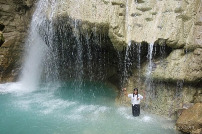 Hoko waterfall