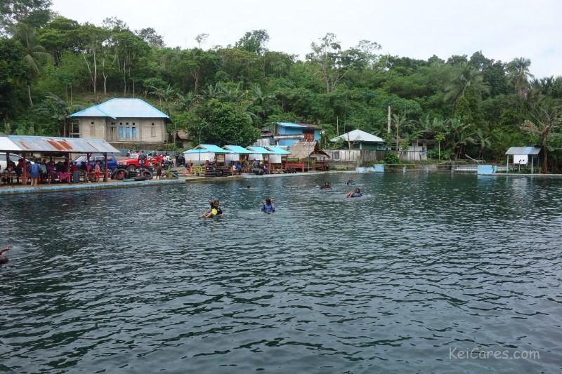 Evu swimming pool