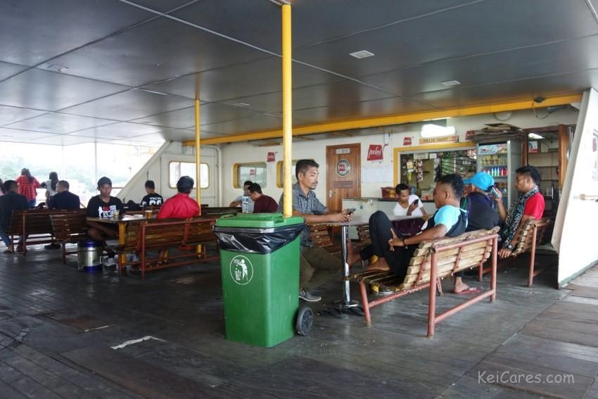 Nggapulu restaurant