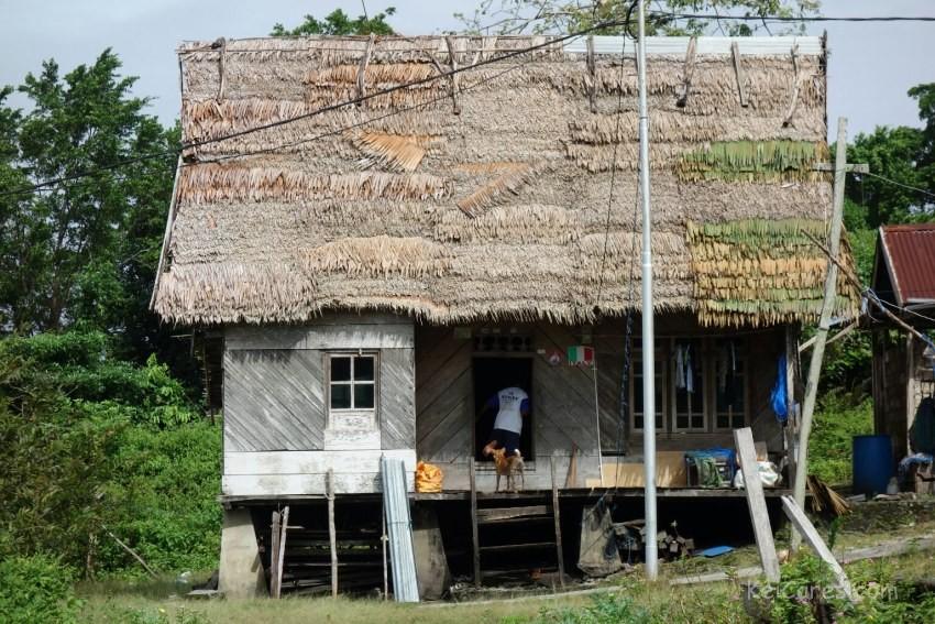 House in Tanimbar Kei