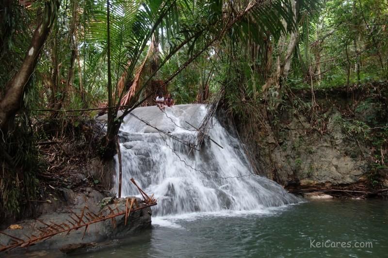 Horlai waterfall